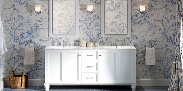 The Most Bathroom Great Homely Ideas Country Style Vanities With Regard To Decor