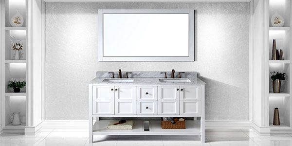 White Bathroom Vanity Pictures