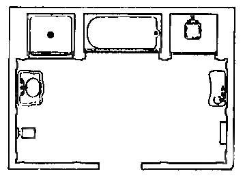 Master bathroom floor plan 10x15 floor plan for 10 x 7 bathroom floor plans