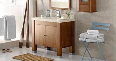 COTTAGE STYLE BATHROOM VANITY DESIGN IDEAS