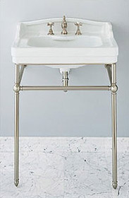 console for sink vintage home depot at plan idea sinks pedestal the bath cheviot bathroom in antique tub intended