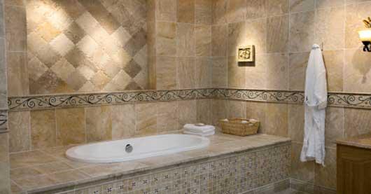 Bathroom Photos Travertine Tiles