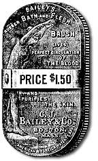 Brush ad