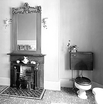Awe Inspiring Vintage Baths Design Photos Largest Home Design Picture Inspirations Pitcheantrous