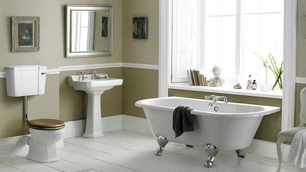 Federation-House - Federation Bath (tubs)