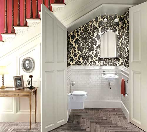 Edwardian Bathroom Design