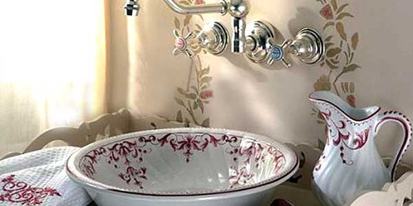 French Country Bathroom Design PHOTOS Victoriana Magazine - French country magazine