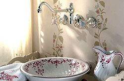FRENCH COUNTRY BATH DESIGN