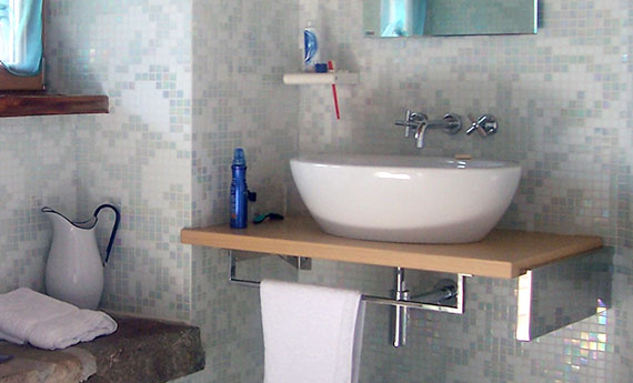 Small Vessel Sinks For Small Bathrooms : Bathroom Photos Vessel Sinks in Small Bathrooms