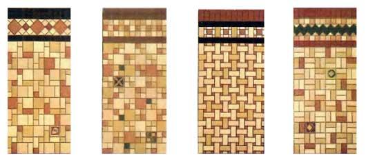 Bathroom Photos: Tile Designs