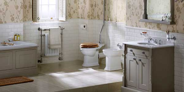 Exceptionnel Traditional Bathroom Design
