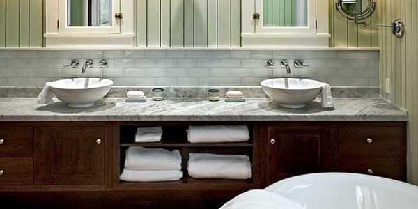Bathroom Photos: Bathroom Faucets for Vessel Sinks- Victoriana Magazine