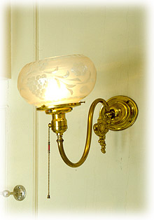 Vintage Bath Lighting