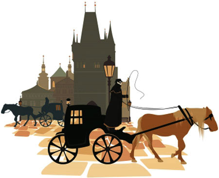 Horse Carriages And The Victorian Horse Carriage