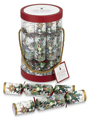 9 victorian christmas crackers
