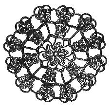Learn tatting lace patterns