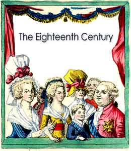 18th Century Fashions and Accessories