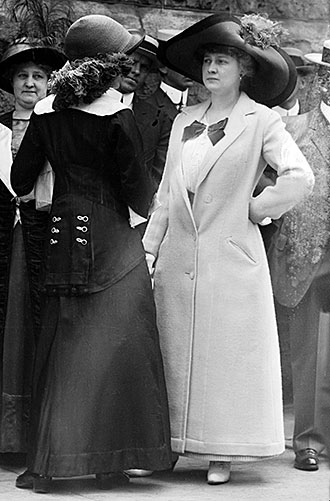 Titanic Era Clothing Womens Tailored Suits