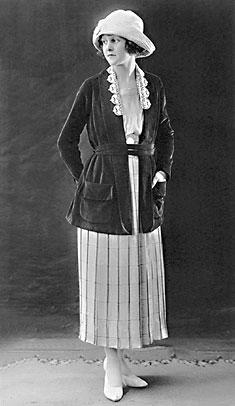Las Fashions of the 1920's / Twenties Fashion
