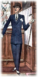 How to Dress 1920s
