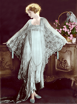 1920s lingerie