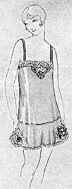 1920s underwear