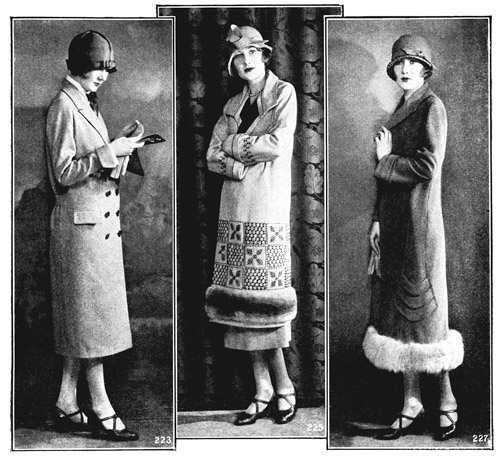 women s 1920 coats shown is a very smart mannish 1920s topcoat of