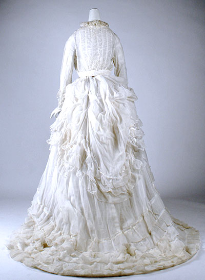 Victorian Dresses 1870s Fashion