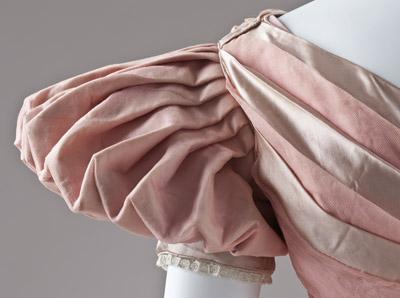 Dress  c. 1830, LACMA