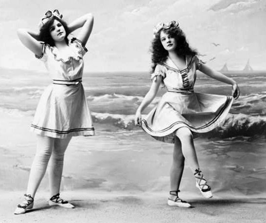 Victorian Bathing Suits Photos
