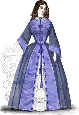 Victorian Robe