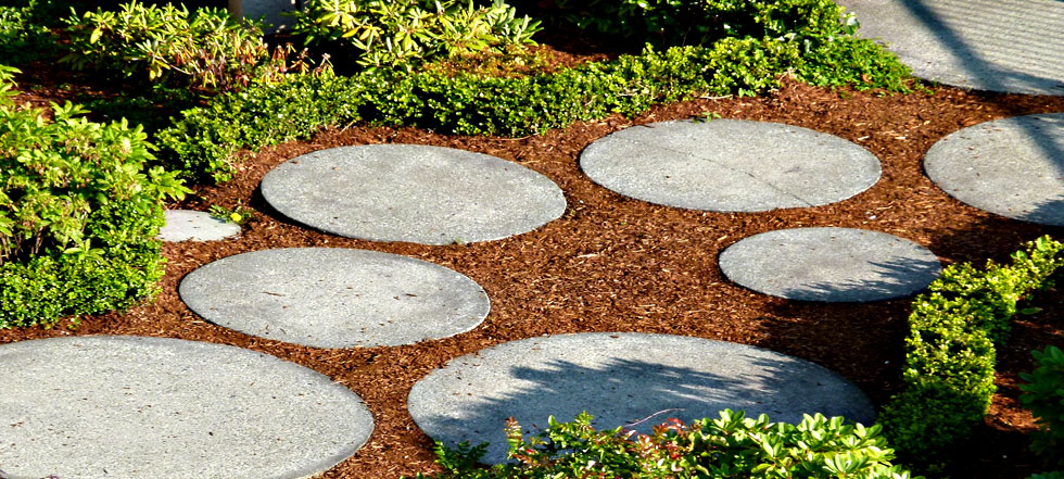 Garden Paving - Ideas and Designs (PHOTOS)