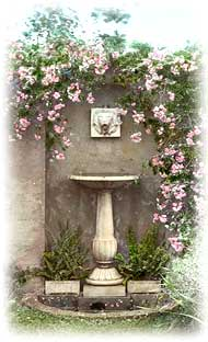 Charmant Stone Water Fountain