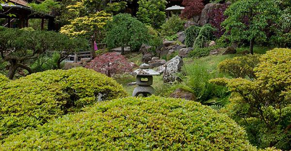 historical Japanese-style garden
