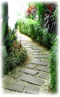 It Is Best That Garden Walkway Paving Designs Allow One To Walk With Ease  And Comfort And At Least Two Abreast. There Are, Of Course, Many Paving  Ideas Of ...