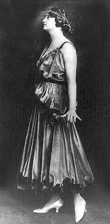 Paquin vintage dress