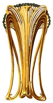 Spectacular Art Nouveau Jewelry Photos