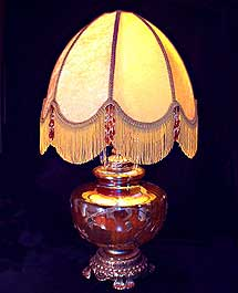 How To Recover Lamp Shades The Art Of Hand Sewn Lamp Shades