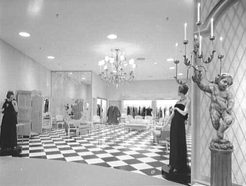 Lord and Taylor Fur Department