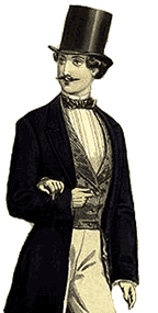 Mens Victorian Clothing