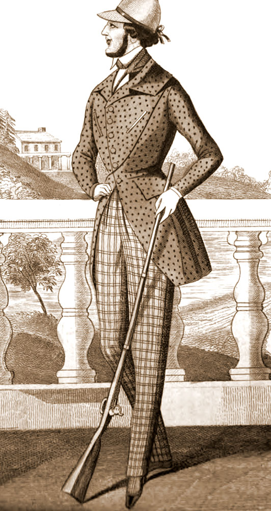 Victorian Men S Clothing From The 1840s