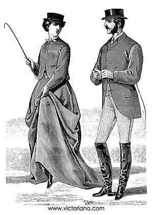 Fashion history 1860s men s victorian clothing