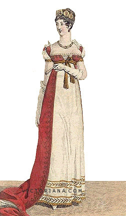 How to Dress Like a Woman in the 1800s 9 Steps with
