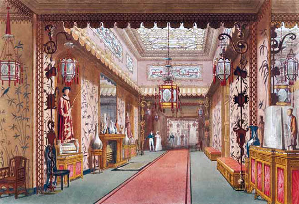 Discover The Royal Pavilion Regency Era Extravagance