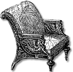 Delicieux William Morris Design Chair