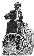19th Century Sports: cycling