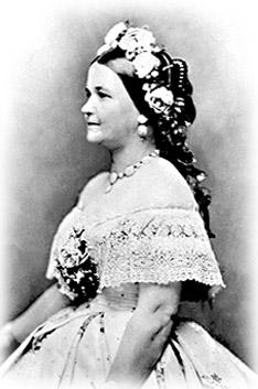 Strange Victorian Hairstyles Headdresses And Hairstyles From The 1860S Short Hairstyles Gunalazisus