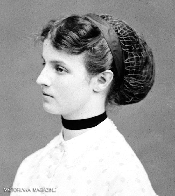 Surprising Victorian Hairstyles Headdresses And Hairstyles From The 1860S Short Hairstyles Gunalazisus