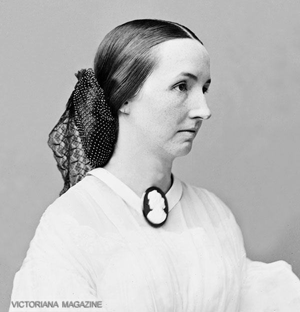 Enjoyable Victorian Hairstyles Headdresses And Hairstyles From The 1860S Hairstyle Inspiration Daily Dogsangcom