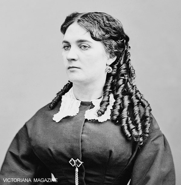 Prime Victorian Hairstyles Headdresses And Hairstyles From The 1860S Short Hairstyles Gunalazisus